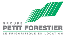 logo PETIT FORESTIER  Groupe