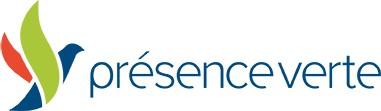 Logo presence verte 220x120px