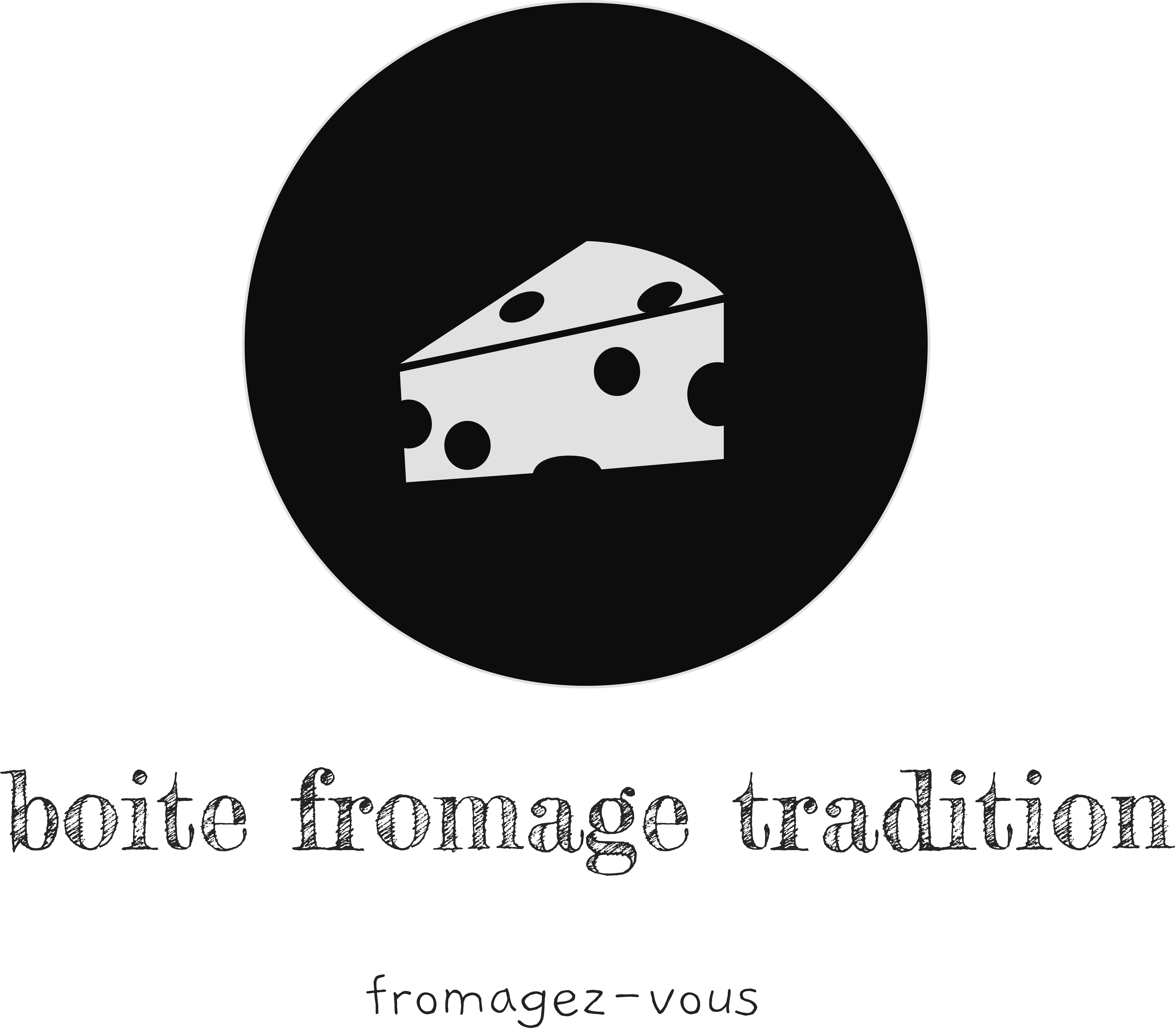 Logo Boîte Fromage Tradition